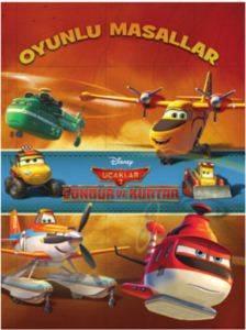 Disney Uçaklar-2 Söndür ve Kurtar Oyunlu Masallar