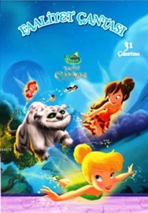 Disney Perileri Faaliyet Çantası (31 Çıkartma); 3+ Yaş