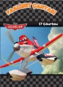 Disney Uçaklar Faaliyet Çantası