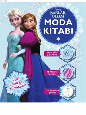 Disney Karlar Ülkesi - Moda Tasarım Kitabı