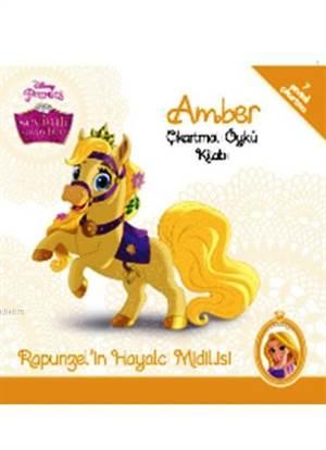 Disney Sevimli Saraylılar - Amber Çıkartmalı Öykü