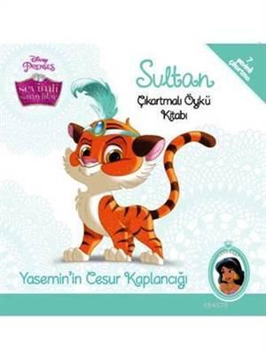Disney Sevimli Saraylılar - Sultan Çıkartmalı Öykü