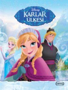 Disney Karlar Ülkesi 8 Düğmeli sesli Kitap