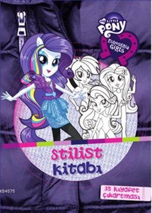 Equestria Kızları Stilist Kitabı (5+ Yaş); Tasarım Seti