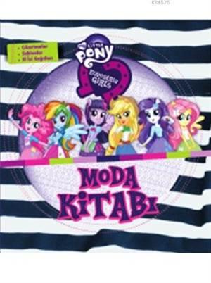 Equestria Girls Moda Kitabı (5+ Yaş); Tasarım Seti