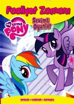 My Little Pony Faaliyet Zamanı - Sevimli Oyunlar