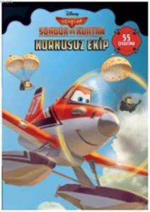 Disney Uçaklar - Korkusuz Ekip (4+ Yaş)