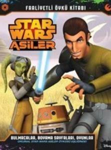 Star Wars Asiler Faaliyetli Öykü Kitabı