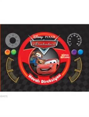 Disney Arabalar - Havalı Direksiyon Süper Boyama