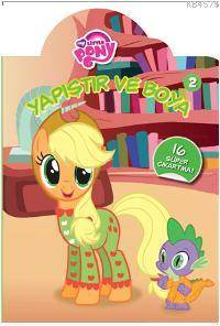 My Little Pony; Yapıştır ve Boya 2