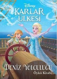 Disney Karlar Ülkesi Deniz Yolculuğu