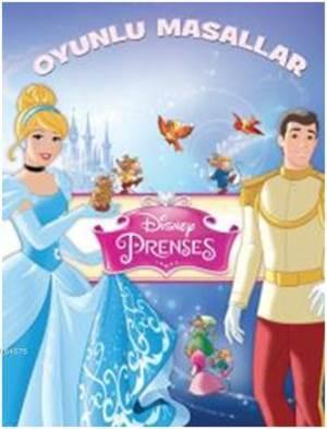 Disney Oyunlu Masallar - Sindirella