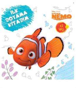Disney İlk Boyama Kitabım Nemo