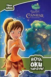 Disney Tinkerbell - Filmin Öyküsü Boya Oku Yapıştır