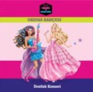 Barbie Prenses ve Rock Star - Dostluk Konseri