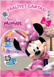 Disney Minnie Faaliyet Çantası