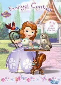 Disney Sofia - Faaliyet Çantası