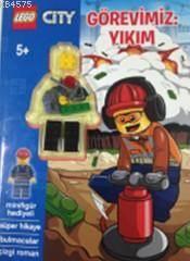 Lego City Görevimiz:Yıkım