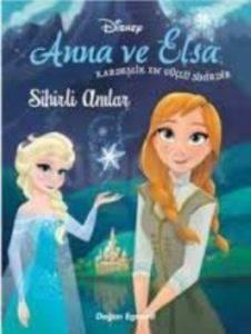 Karlar Ülkesi Anna ve Elsa - Sihirli Anılar