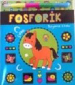 Fosforik Orman Boyama Kitabı