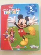Disney Mickey Fare'nin Kulüpevi Mini Yapboz Kitabım