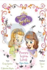 Disney Sofia Prenses İvy' nin Laneti Öykü Kitabı