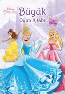Disney Prenses - Büyük Oyun Kitabı