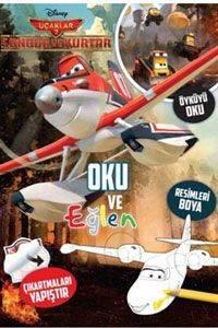 Disney Uçaklar Oku ve Eğlen