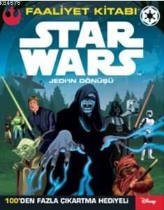 Disney Star Wars - Jedi'İn Dönüşü - Faaliyet Kitabı