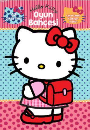 Hello Kitty Oyun Bahçesi