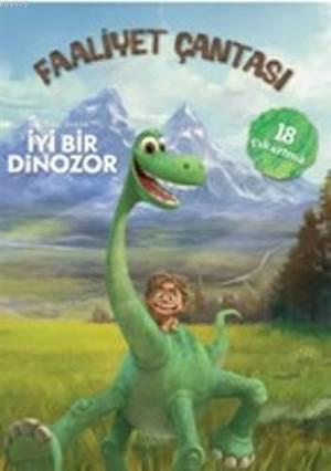 İyi Bir Dinozor Faaliyet Çantası