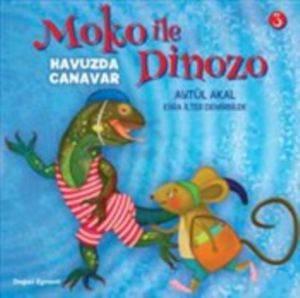 Moko ile Dinozo-3 Havuzda Canavar