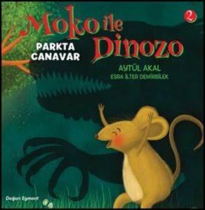 Moko ile Dinozo-2 Parkta Canavar