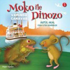 Moko ile Dinozo-1 Vapurda Canavar