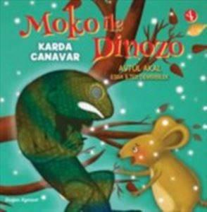 Moko ile Dinozo-4 Karda Canavar