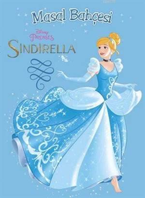 Disney Prenses Masal Bahçesi - Sindirella