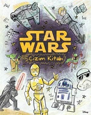 Disney Star Wars - Çizim Kitabı (5+ Yaş)
