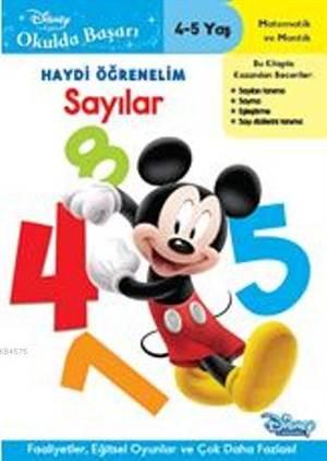 Disney Okulda Başarı Serisi 31 - Sayılar