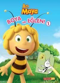Arı Maya Boya Ve Eğlen 1