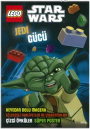 Disney Lego Star Wars - Jedi Gücü