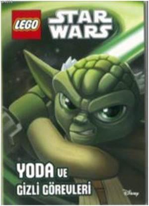 Disney Lego Star Wars - Yoda ve Gizli Görevleri
