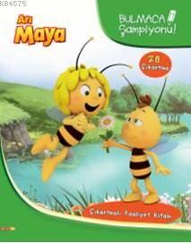 Arı Maya Bulmaca Şampiyonu