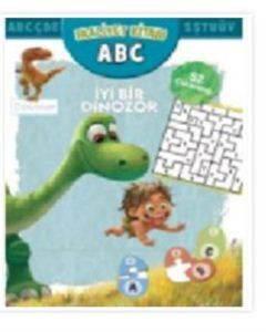 Disney İyi Bir Donozor Faaliyet Kitabı ABC