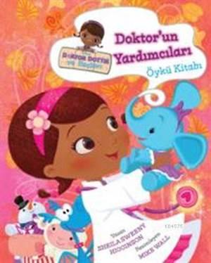 Doktor'un Yardımcıları Öykü Kitabı (+3 Yaş); Doktor Dottie
