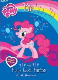 Mlp Pink Pie Ve Pony Rock Partisi
