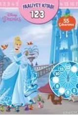 Disney Prenses - Faaliyet Kitabı 123