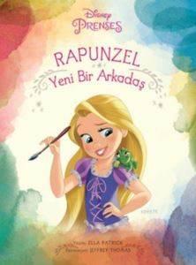 Disney Prenses Rapunzel - Yeni Bir Arkadaş