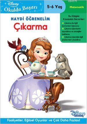 Disney Okulda Başarı 32 - Sofia - Çıkarma 5-6 Yaş