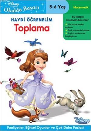 Disney Okulda Başarı 33 - Sofia - Toplama 5-6 Yaş