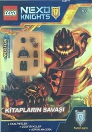 Lego Nexo Knights; Kitapların Savaşı